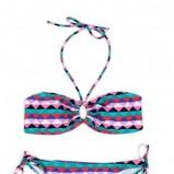bikini Moodo we wzorki - moda plażowa 2013