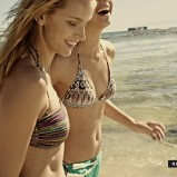 bikini Reserved w paski - kolekcja na lato