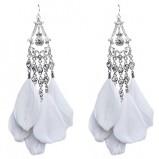 Bizuteria Silver White/ Wedding od Diva - zdjęcie