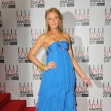 Blake Lively w niebieskiej sukni