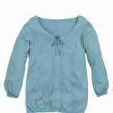 błękitna bluzeczka F&F - wiosna/lato 2013