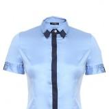 błękitna bluzeczka Orsay - wiosna/lato 2013