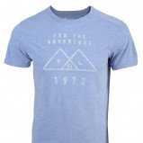 błękitna koszulka Timberland