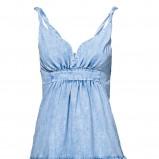 błękitna sukienka New Yorker - kolekcja wiosenna