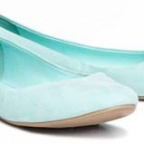 błękitne baleriny Reserved - wiosna/lato 2013