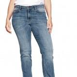błękitne dżinsy H&M - trendy 2012