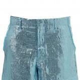 błękitne szorty Topshop - letnia kolekcja