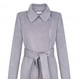 błękitny płaszcz TARANKO - moda na jesień 2013