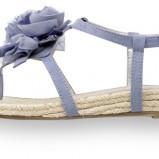 błękitny sandały Tamaris - lato 2011