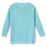 błękitny sweterek House - kolekcja na jesień 2013