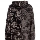 bluza flower print United Bamboo w kolorze czarno - szarym  - trendy 2012/13