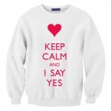 bluza Keep Calm shock.com.pl 65 zł