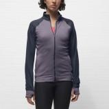 bluza - kurtka Nike w kolorze grafitowym - wiosna i lato 2013