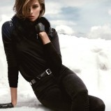 bluzeczka H&M w kolorze czarnym - zimowe ubrania