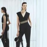 bluzeczka Mango w kolorze czarnym - moda na jesień 2013