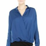 bluzeczka Pretty Girl w kolorze niebieskim - jesień i zima 2013/14