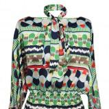 bluzeczka Pretty One we wzorki - trendy na jesień 2013