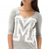 bluzeczka Reserved w kolorze szarym - moda na zimę