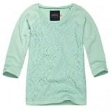 bluzeczka Reserved z koronką - wiosna/lato 2013