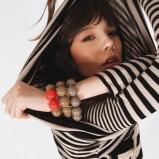 bluzeczka Solar w paski - kolekcja damska