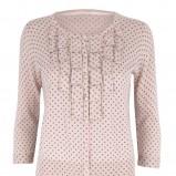 bluzka Marks & Spencer w groszki - jesień-zima 2010/2011