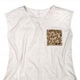 bluzka Pepco z kieszeniami
