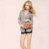 bluzka Tally Weijl w kwiaty - wiosenna kolekcja