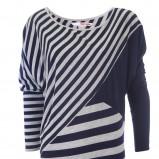 bluzka Tally Weijl w pasy - wiosna/lato 2011