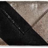 błyszcząca kopertówka Reserved - śliczne torebki