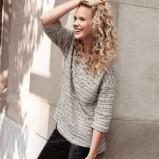 błyszcząca krótka spódnica H&M w kolorze czarnym - spódniczki na jesień i zimę