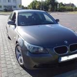 BMW E60 do ślubu WOJ LUBELSKIE I MAZOWIECKIE