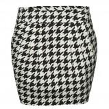 bombka spódnica New Look w pepitkę - spódniczki na jesień i zimę