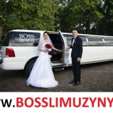 Boss Limuzyny Wynajem Aut do Ślubu Wieczór Panieński 18-nast