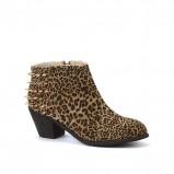 botki New Look w panterkę - obuwie na wiosnę 2013