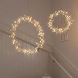 Bożonarodzeniowe girlandy dekoracyjne - świateczne propozycje JULA