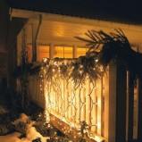 Bożonarodzeniowe girlandy - gwiazdka 2013