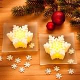 Bożonarodzeniowe świeczki w gwiazdki  - inspiracje Weltbild