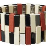 bransoletka H&M - z kolekcji wiosna-lato 2011