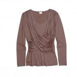 brązowa bluzka Bialcon - jesień/zima 2011/2012