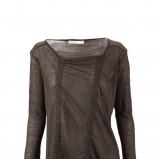 brązowa bluzka Tatuum - moda 2012