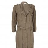 brązowa kurtka InWear - jesień/zima 2011/2012