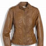 brązowa kurtka Orsay - moda jesień/zima