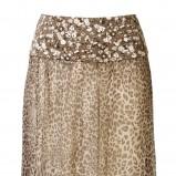 brązowa spódnica Molton - wiosna/lato 2011