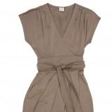 brązowa sukienka Bialcon - kolekcja wiosenno/letnia