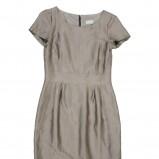 brązowa sukienka Bialcon - moda wiosna/lato