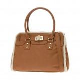 brązowa torebka Aldo - moda jesień/zima