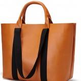 brązowa torebka Reserved - modne torebki 2013