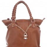 brązowa torebka Tally Weijl   moda na jesień