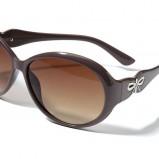 brązowe okulary przeciwsłoneczne Mohito - sezon wiosenno-letni