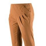 brązowe spodnie Makalu - sezon jesienno-zimowy